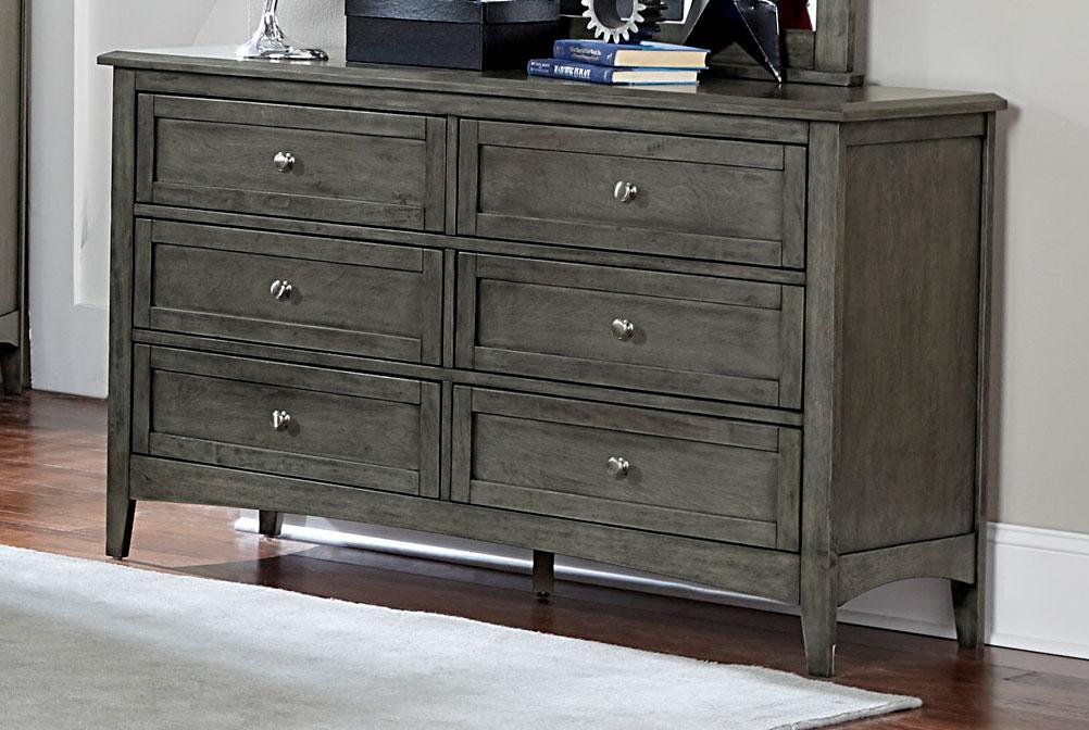Homelegance Garcia Dresser - Gray