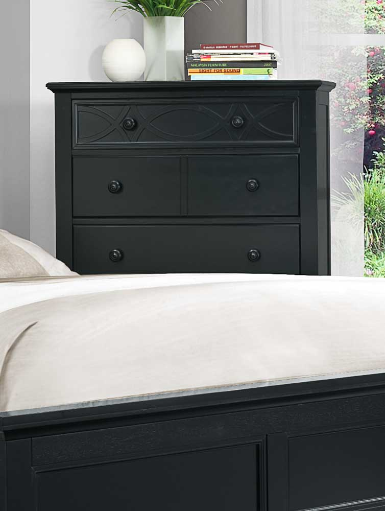 Homelegance Sanibel Chest - Black