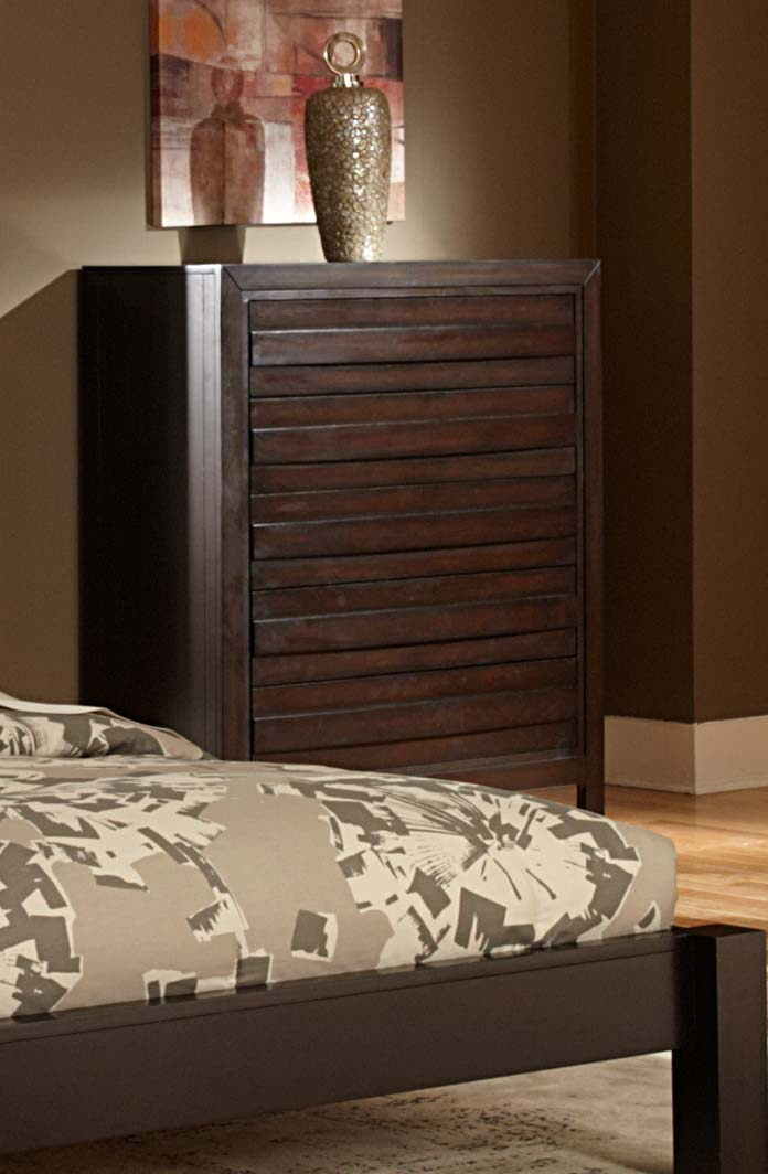Homelegance Danika Chest - Dark Espresso