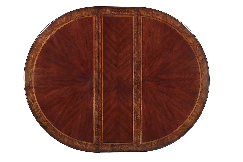 Homelegance Deryn Park Round Pedestal Dining Table - Cherry