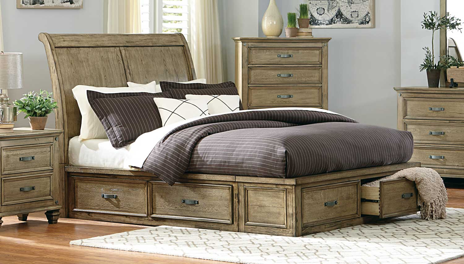 brands stone collection we and bedroom stanley furniture driftwood oak park en shop leigh vanilla carry