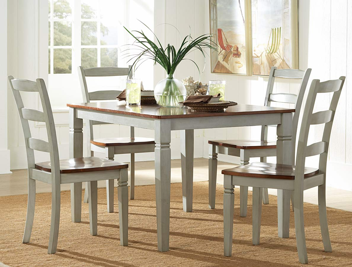 Five Piece Dining Room Sets Homelegance Clearwater 5 Piece Dinette Set 2426