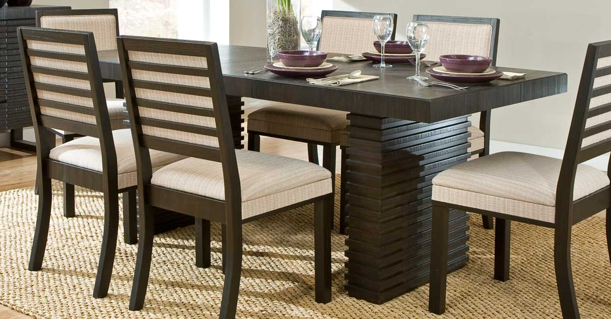 Homelegance Miles Dining Table   Dark Espresso