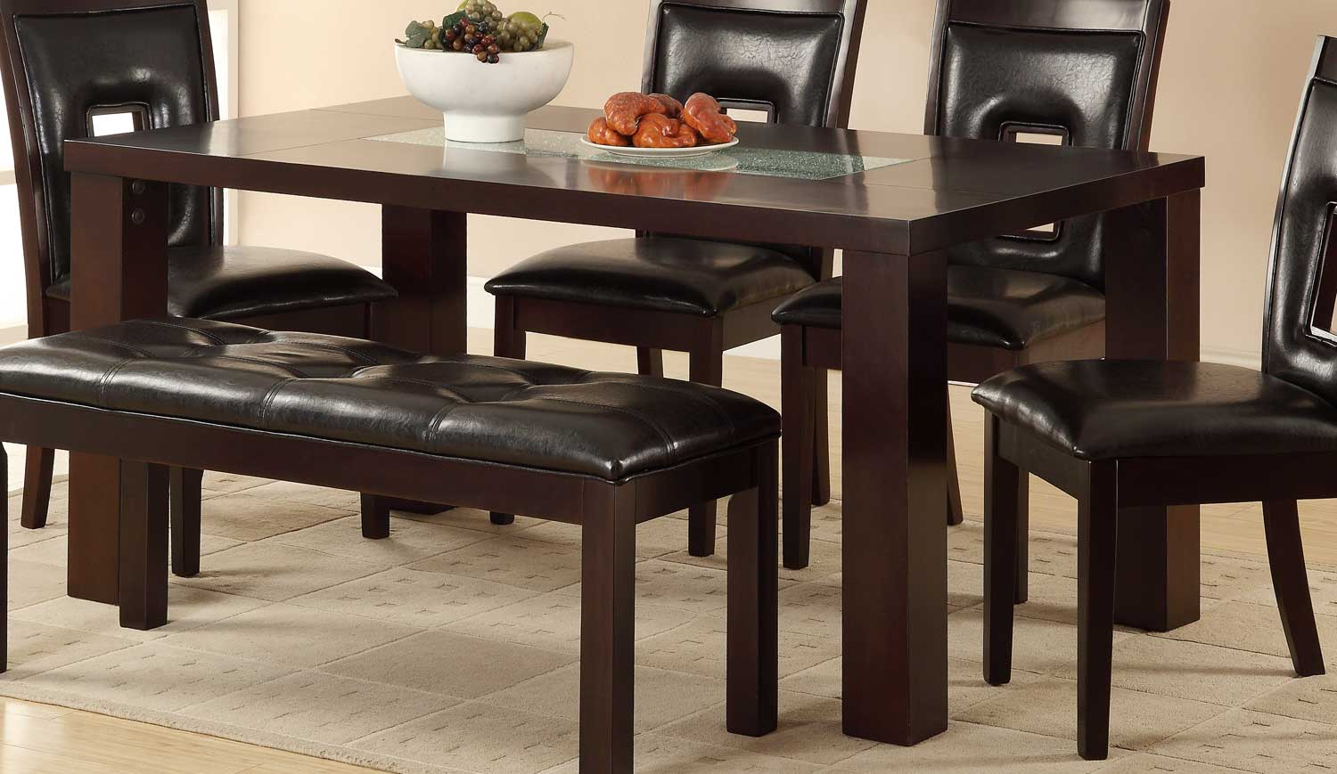 Homelegance Lee Dining Table