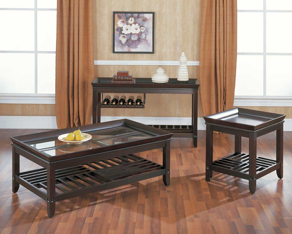 sofa table with wine storage. Homelegance Madana Sofa Table With Wine Storage Sofa Table Wine Storage