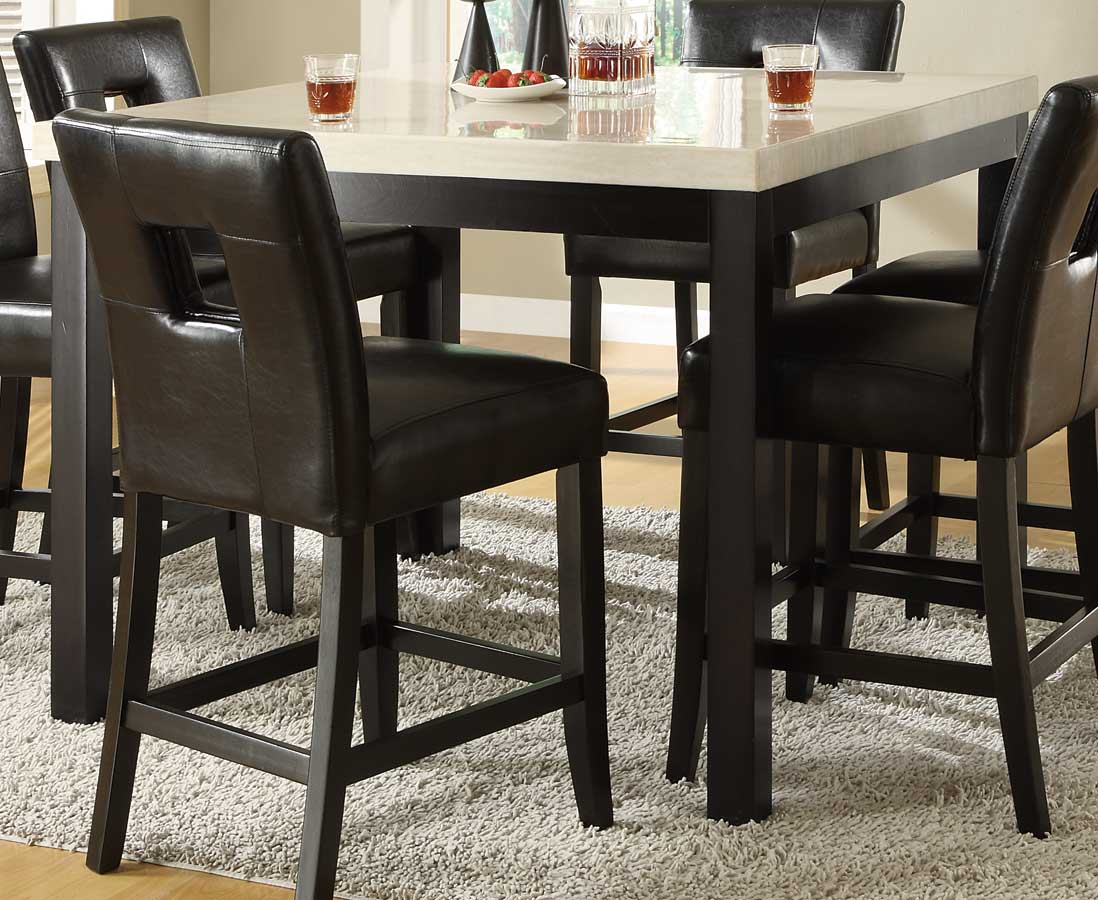 Homelegance Archstone Counter Height Dining Table