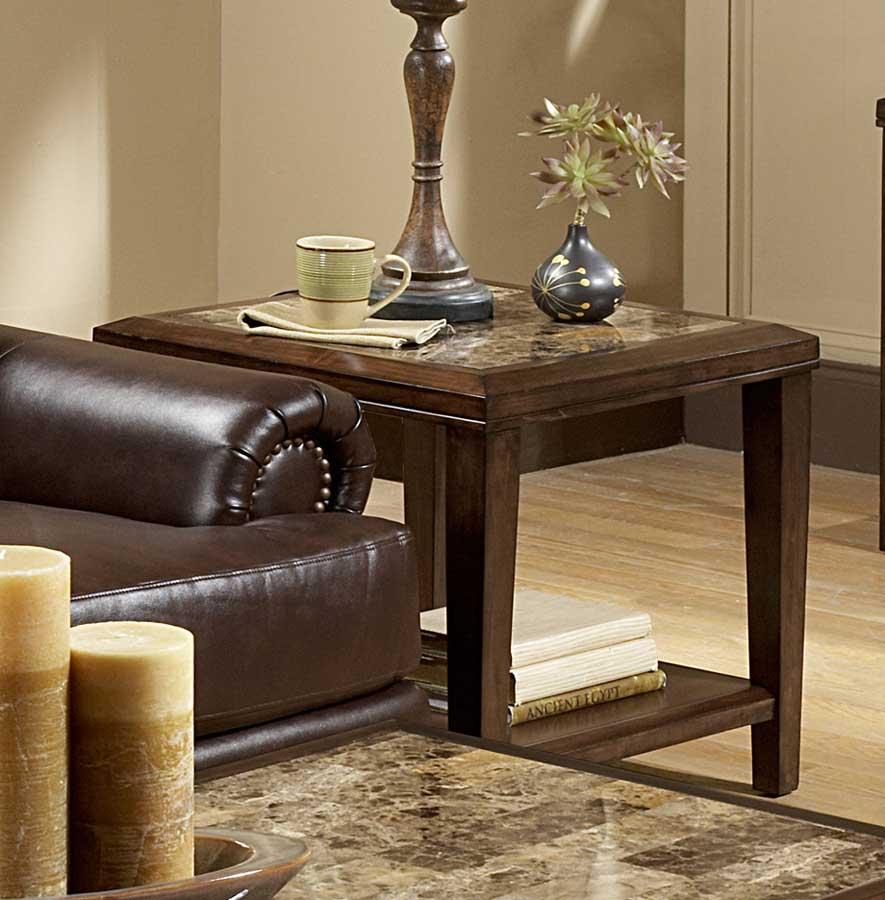 Homelegance Belvedere End Table