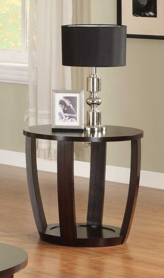 Homelegance Patterson End Table