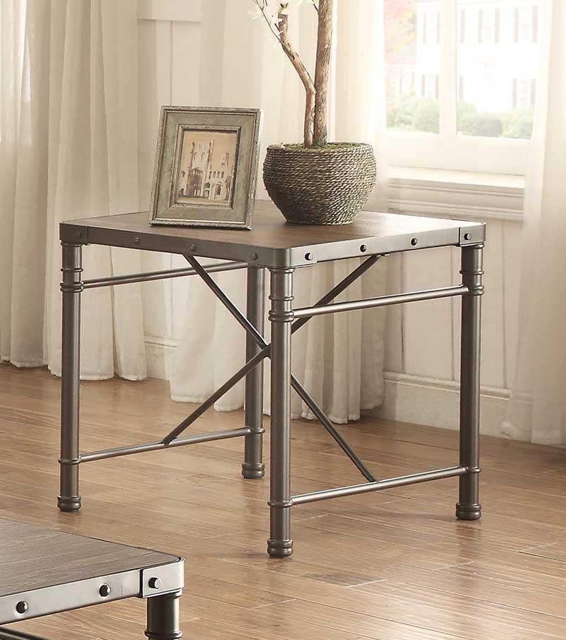 Homelegance Themis End Table