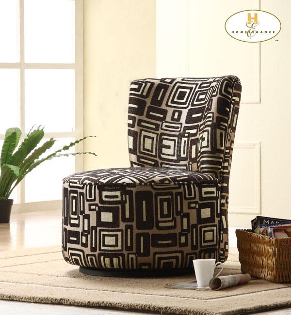 Homelegance Easton Swivel Lounge Chair F9S