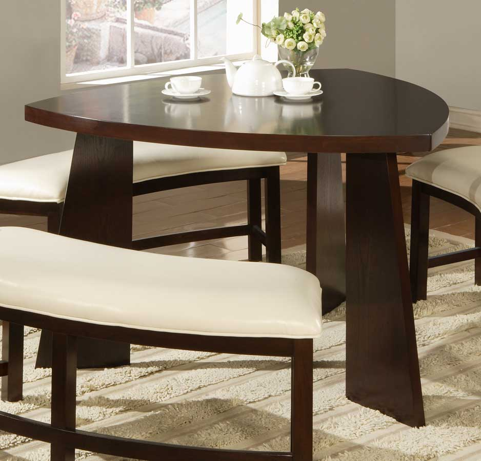 homelegance friendship circle dining table. homelegance friendship circle dining table