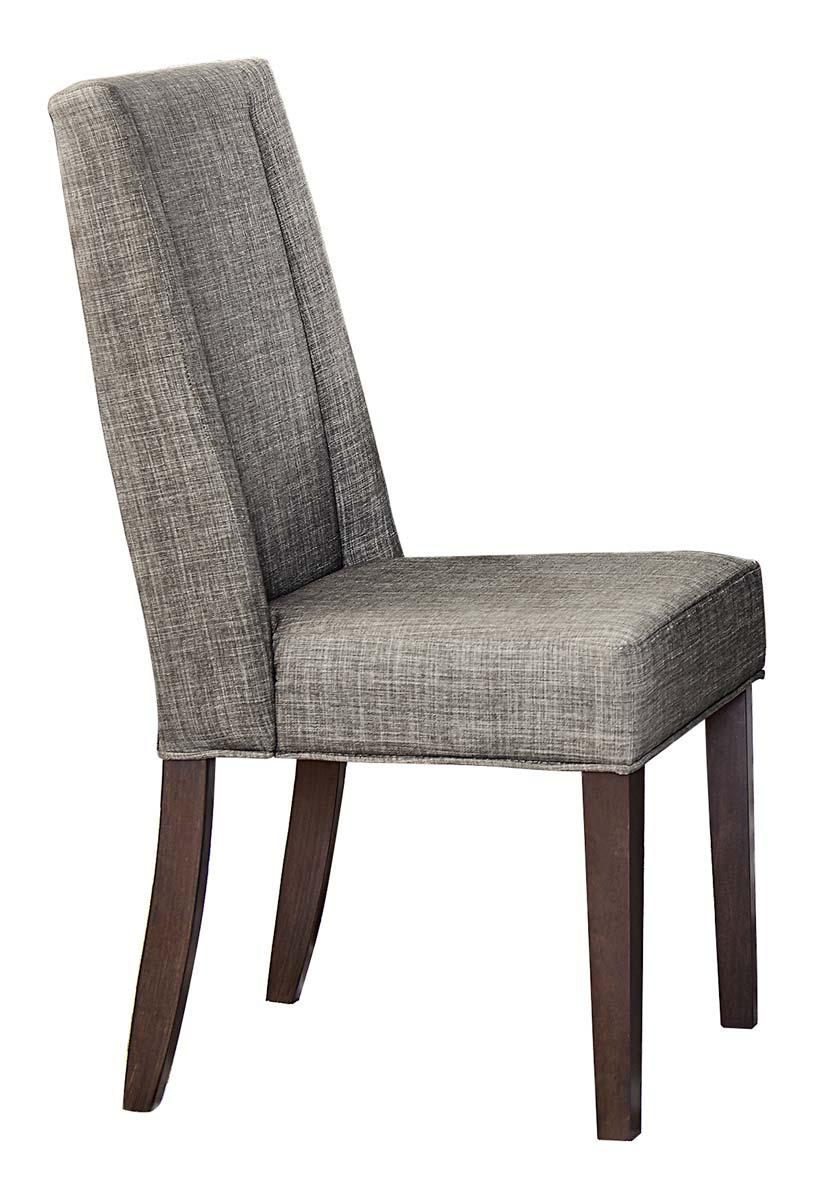Homelegance Kavanaugh Side Chair - Dark Brown/Brownish Grey