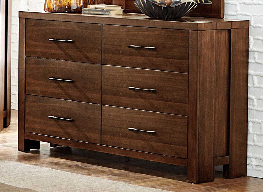 Homelegance Sedley Dresser - Walnut