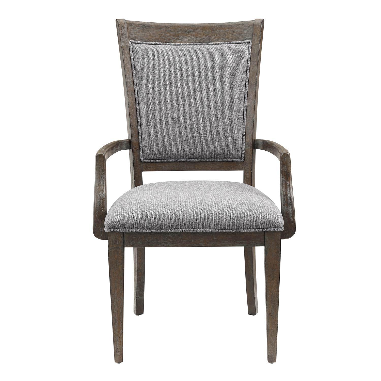 Homelegance Sarasota Arm Chair - Driftwood Gray