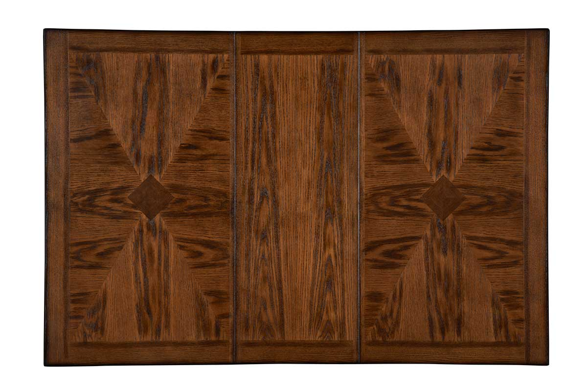 Homelegance Bayshore Counter Height Table   Medium Walnut