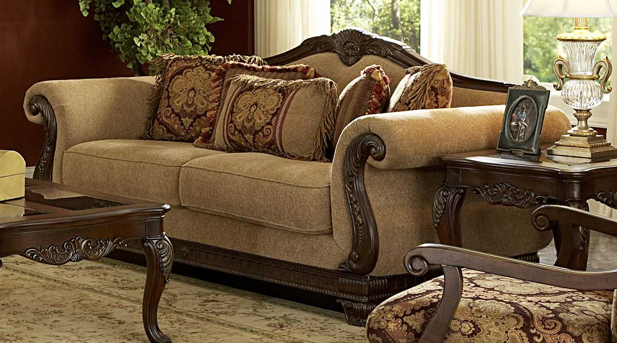 Homelegance Lambeth Sofa