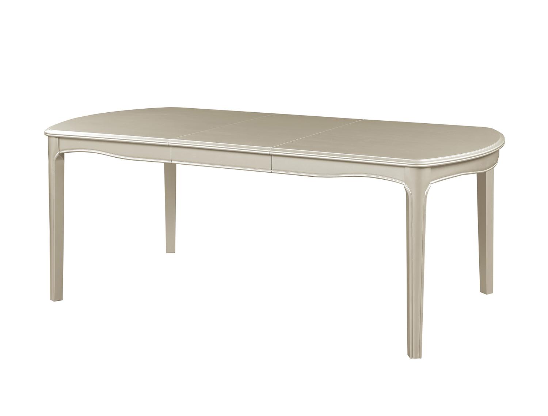 Homelegance Emmeline Dining Table - Silver
