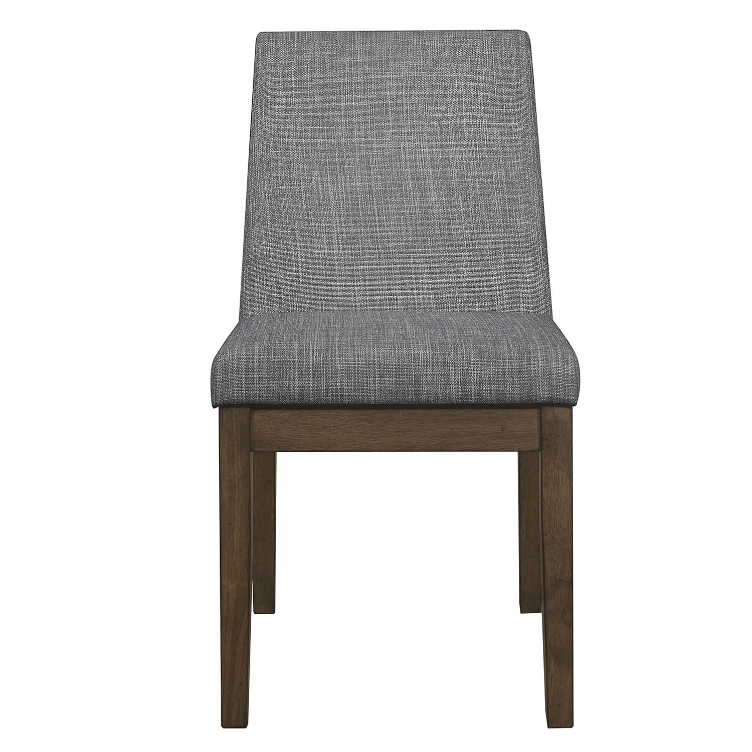Homelegance Whittaker Side Chair - Light Burnished Brown