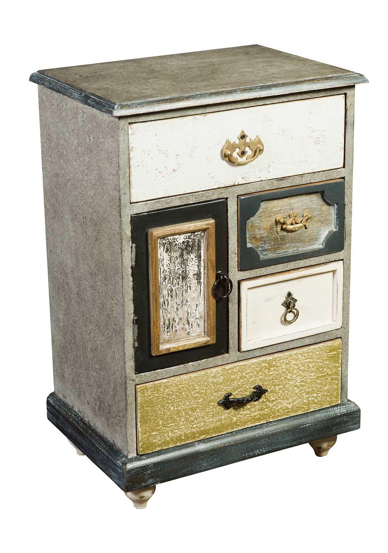 Homelegance Amara Wooden Cabinet