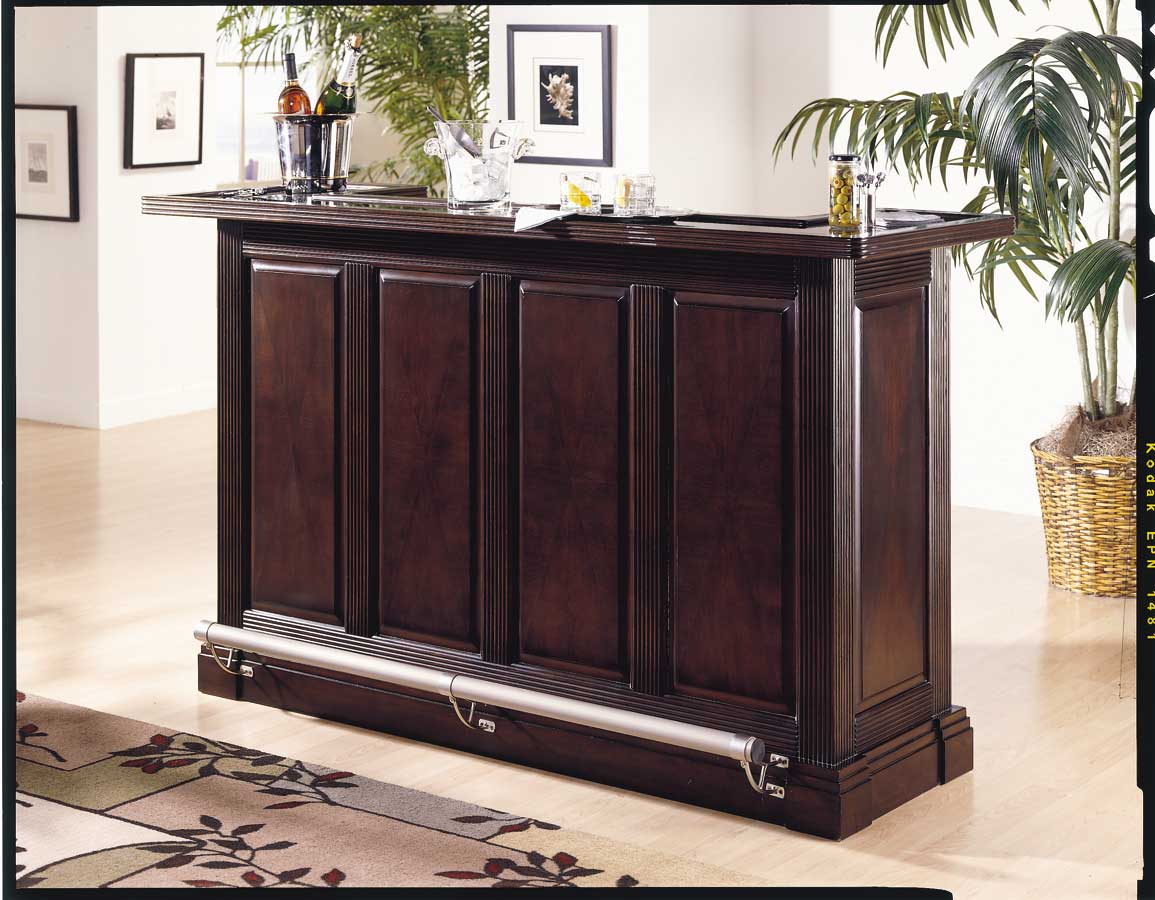 Homelegance Paradise Bar Counter With Marble Top 779 07