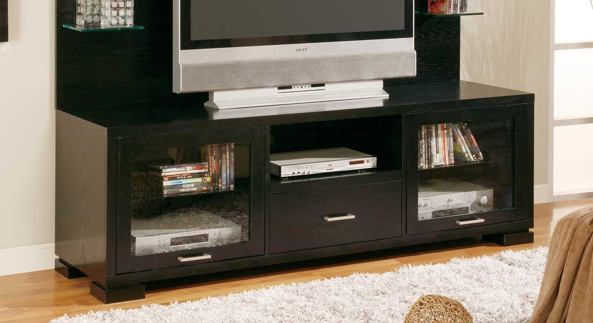 Homelegance Weiser Media Center Tv Stand 8030 T