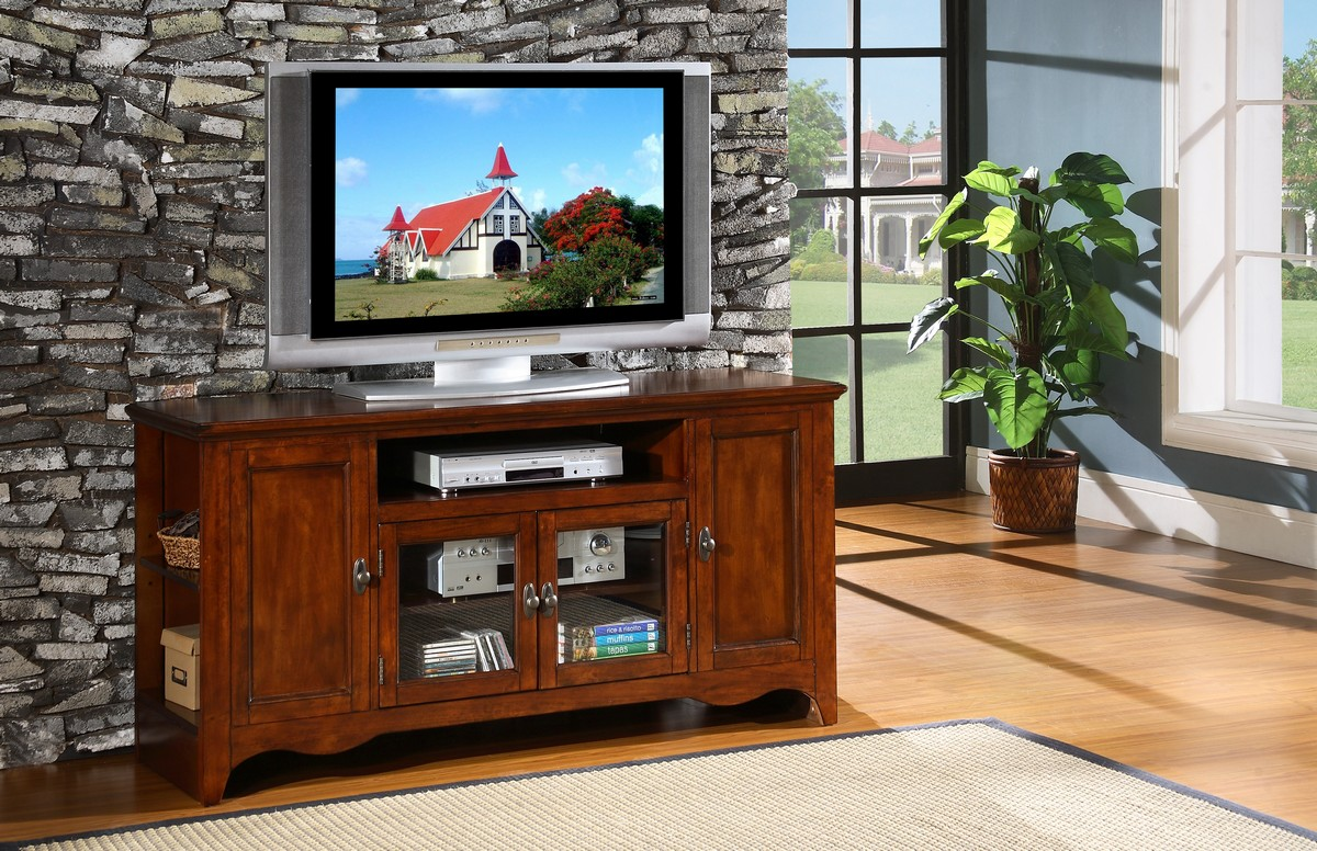 Homelegance Carla 60in TV Stand