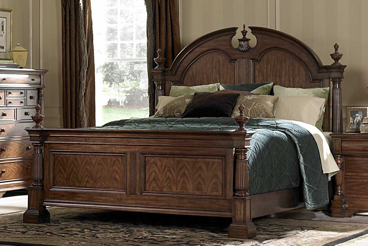 English Manor Bed