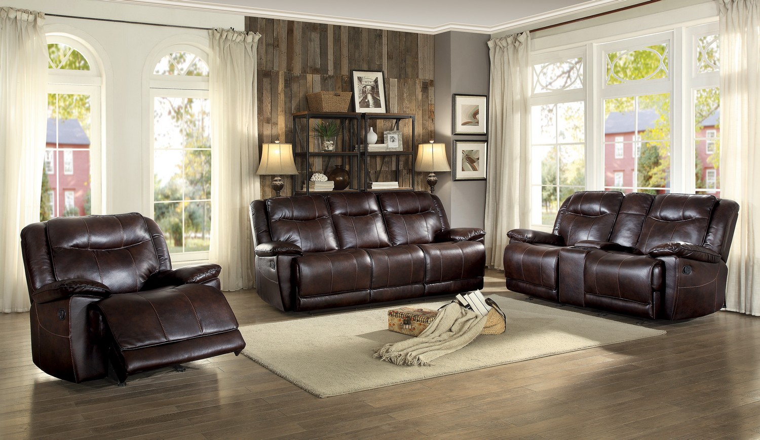 reclining sofa sets. marvellous reclining leather sofa sets