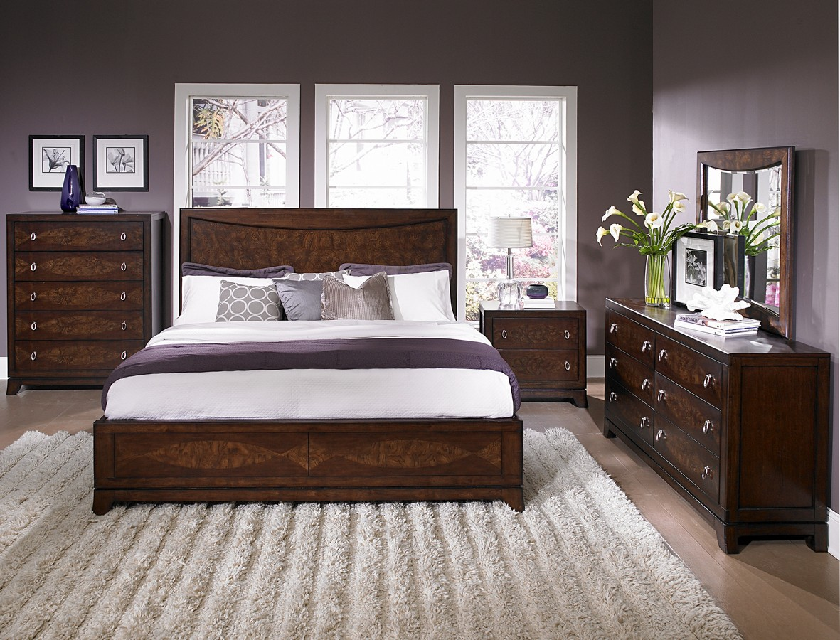 Homelegance lakeside bedroom set b846 bed set for Modern master bedroom designs 2014