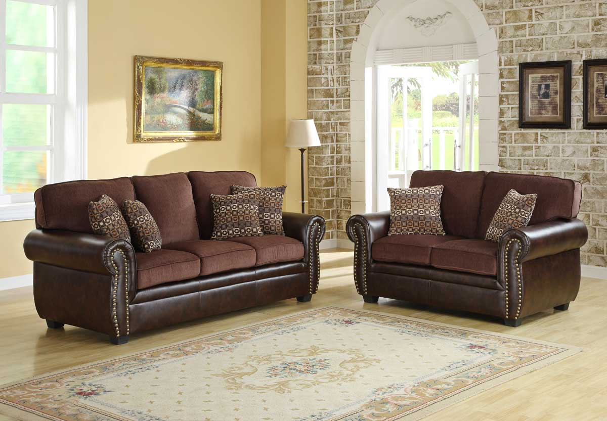 Awesome Dark Brown Sofa Living Room Ideas Model