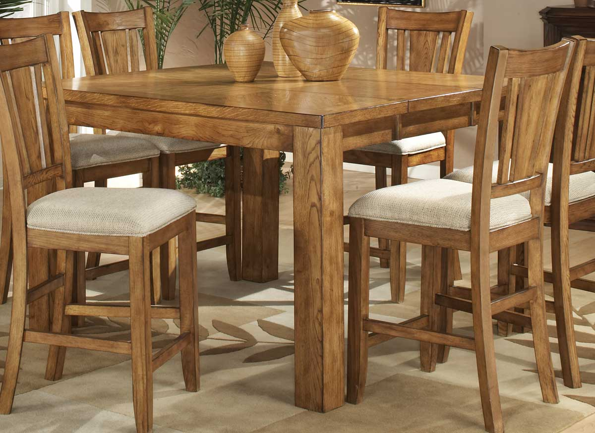 Nice Homelegance Fusion Counter Height Table Light Oak