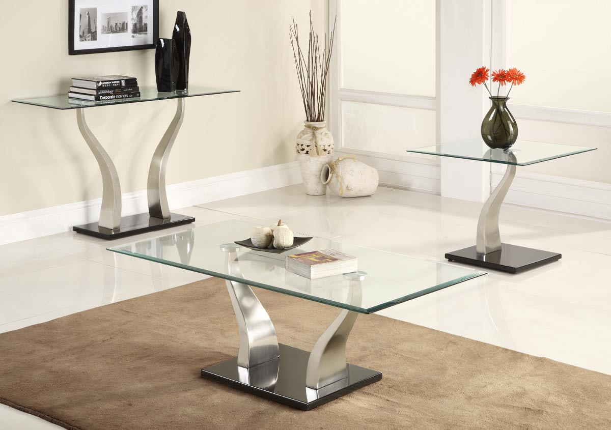 Homelegance Atkins Occasionals Coffee Table Set