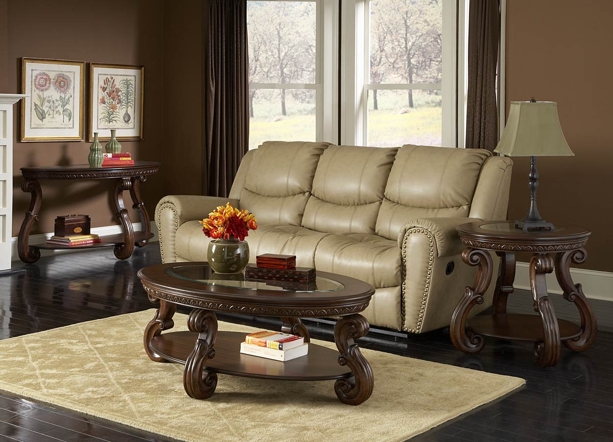 Homelegance Cavendish Occasionals Coffee Table Set C5556-30-OCC-SET ...