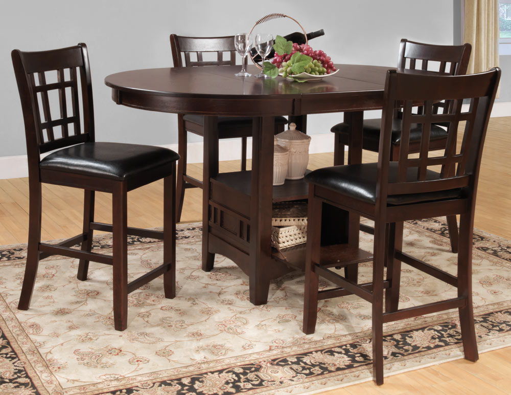 Homelegance Junipero Counter Height Dining Set