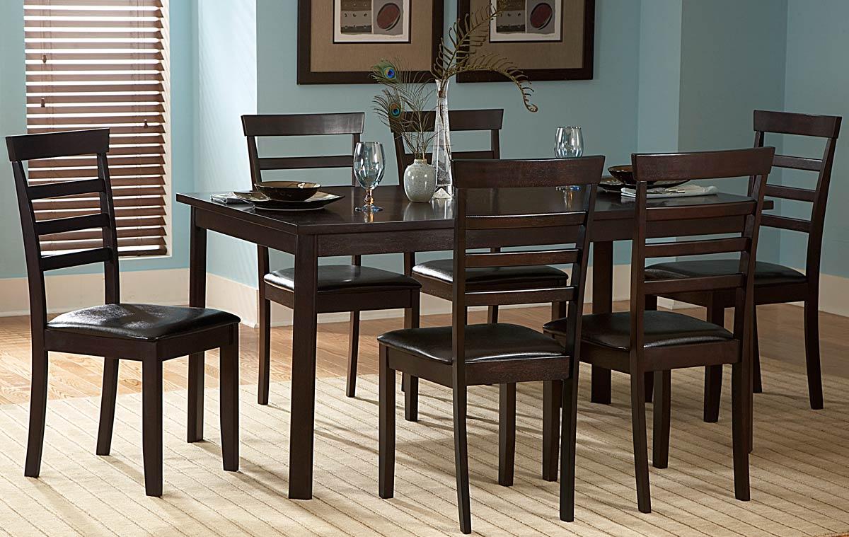 Homelegance Market Side Chair - Leatherette