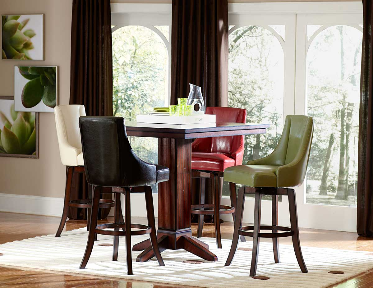 Homelegance Annabelle Pub Height Dining Set