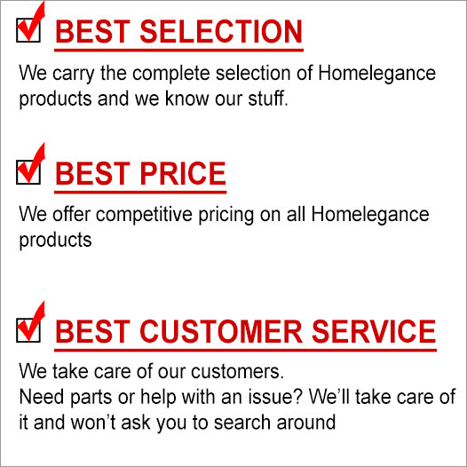 Best Place to Shop Homelegance