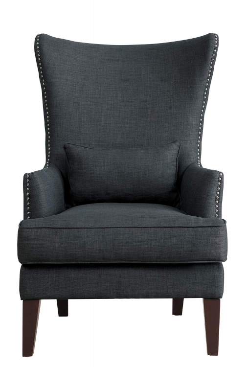 Avina Accent Chair - Charcoal