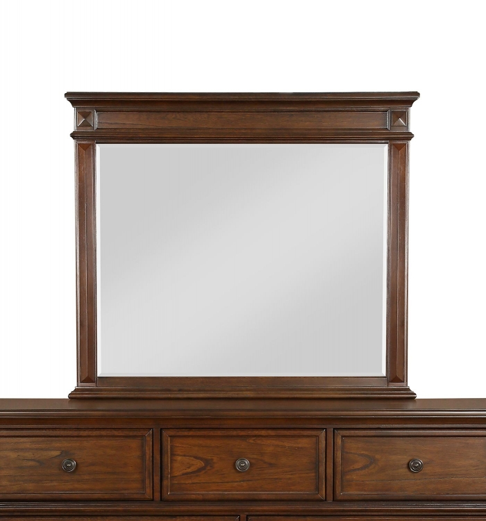 Langsat Mirror - Brown
