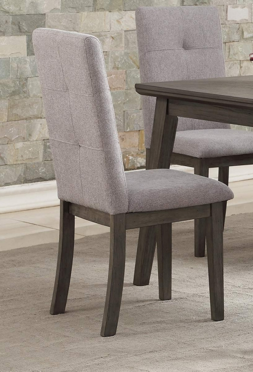 University Side Chair - Gray
