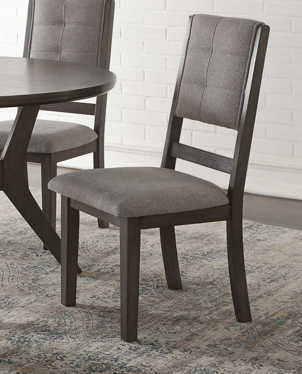 Nisky Side Chair - Gray
