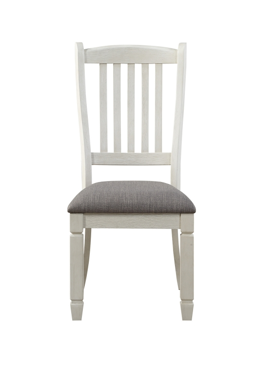Willow Bend Side Chair - Antique White