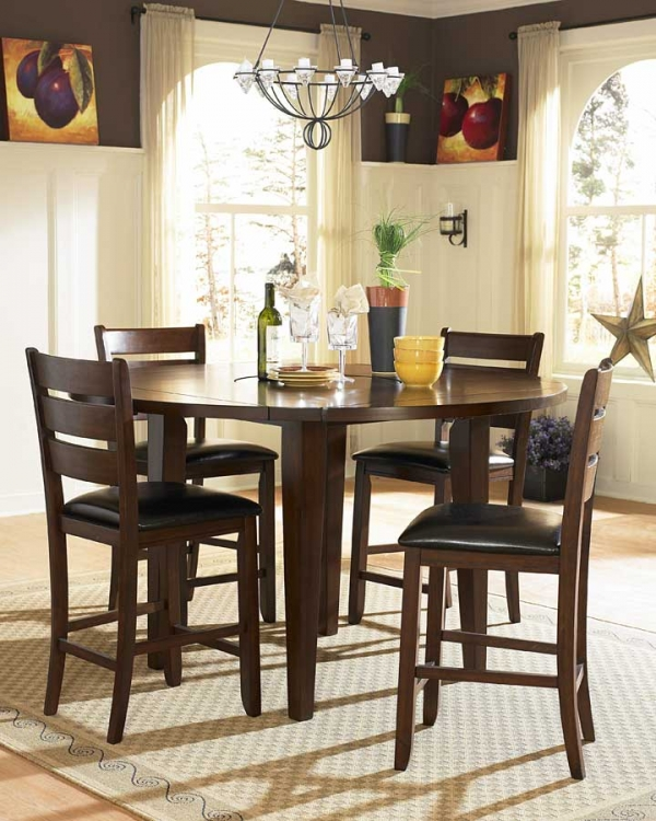 Height Dining Room Table Collection Amazing Homelegance Ameillia Collection  Ameillia Formal Dining Set . Design Inspiration
