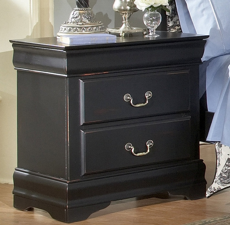 Bastille Night Stand in Black