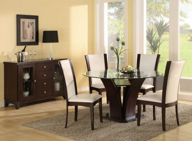 Daisy Round 54 Inch Dining Collection