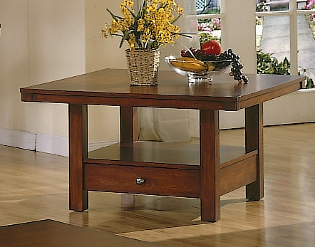 Daffodil Square Coffee Table