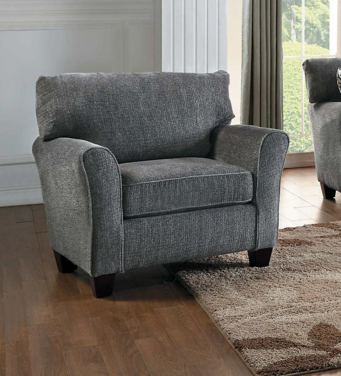 Alain Chair - Gray