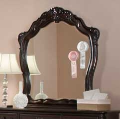 Cinderella Mirror - Dark Cherry