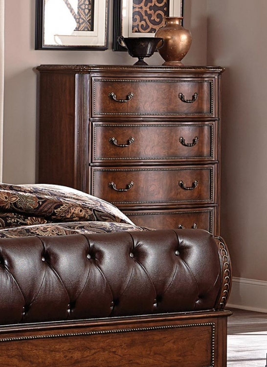 Brompton Lane Chest - Cherry