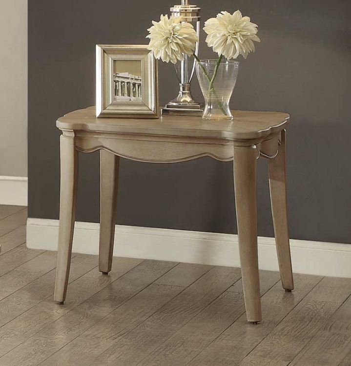 Ashden End Table - Driftwood